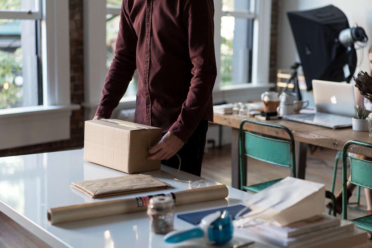 Wysyłka towaru – Sklep Internetowy